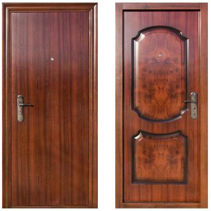 металлическая входная дверь в школу